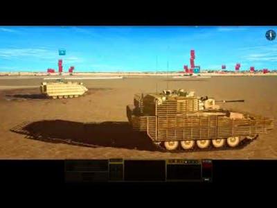 Combat Mission Shock Force 2 Syrian Forces - Defense against NATO Invasion Campaign 5 Let Them Come