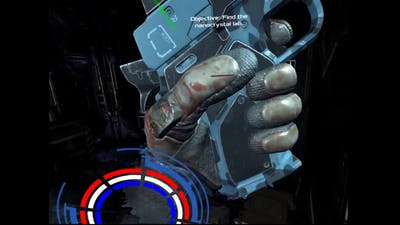Bad Quality VR Played Badly - Dead Effect 2 VR Edition