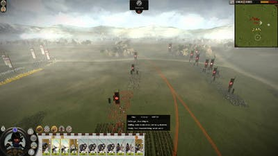 "Shogun Total War 2 Live Commentary ""Great Guard"""