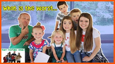 22 Things You Don't Know About That YouTub3 Family / That YouTub3 Family