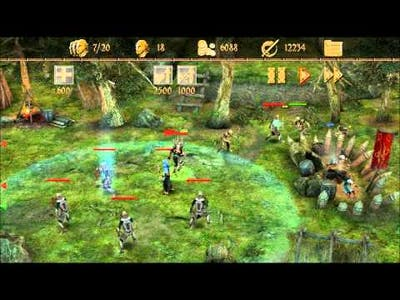 Let's Play Two Worlds II Castle Defense (Blind) 8 Orkpriester