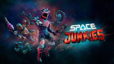Space Junkies Open BETA