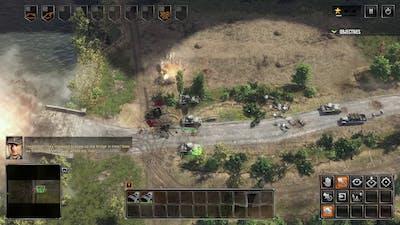 Sudden Strike 4 - Game PLay