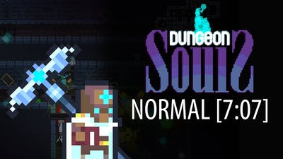 Dungeon Souls 2.0 Speedrun | Cleric | Normal | [7:07]