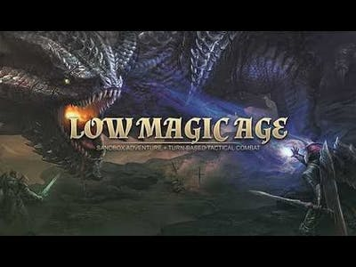 Low Magic Age   Arena Mode   Episode 1   Wave 2