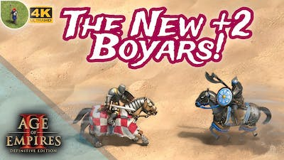 How much STRONGER are the new Boyars?