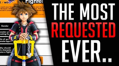 This is how Sora Won the Smash Ballot in 2015..