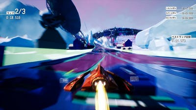 [1440p60] Redout Career10~11(ClassI 10~11) (v1.4.2) First Playing 初見プレイ