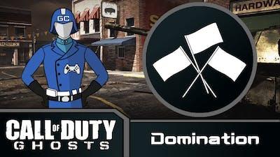 COD Ghosts Multiplayer #48 - Domination