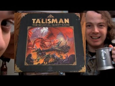 Drunk Talisman - Beer and Board Games