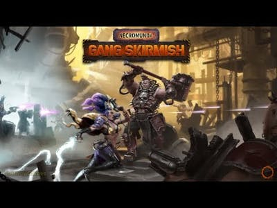 Necromunda Gang Skirmish - ios Gameplay | New Game