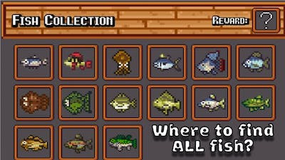 Where To Find All The Fish In Monster Harvest?