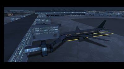 AIRBUS A300 JFK New York Full Take off & Full Landing.