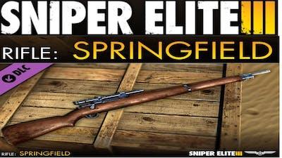 RIFLE:SPRINGFIELD M1903 Gameplay,S.E.III.