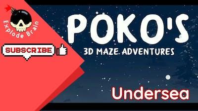 POKO'S 3D MAZE ADVENTURES UNDERSEA