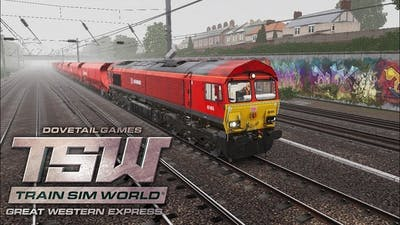 Let's Drive The Class 66