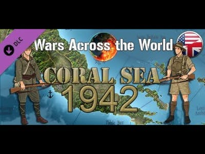 Wars Across The World  Coral Sea 1942 Allies part 2
