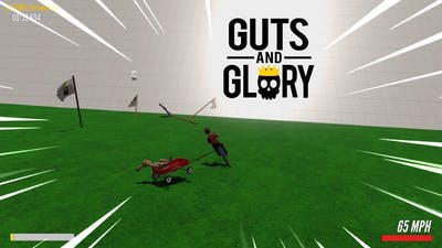 GUTS AND GLORY #1   3D HAPPY WHEELS FUNNY   FUNNY WAYS TO DIE