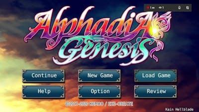 Alphadia Genesis - Battle Arena  - Queen Class - Expert Difficulty