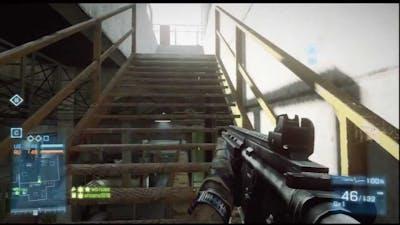Battlefield 3 Scrapmetal Walkthrough Close Quarters DLC