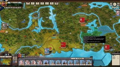 Revolution Under Siege - Gold, Post Playthrough video showing a fix to General Bios.
