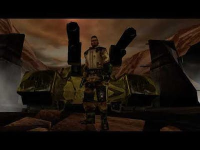 Command and Conquer Renegade - Mission 1: The Scorpion Hunters