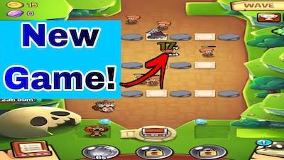 New Summoner Tower Defense Game