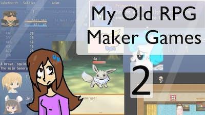 My Old RPG Maker Games - Part 2