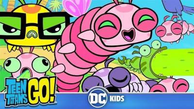 Teen Titans Go! | Silkie's Super Adventures | DC Kids