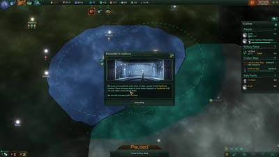 03 Playing Stellaris Leviathans as United Nations of Earth