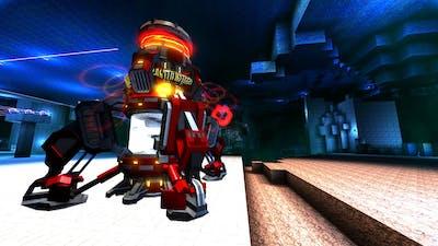 FortressCraft Evolved P18 Cold Caverns