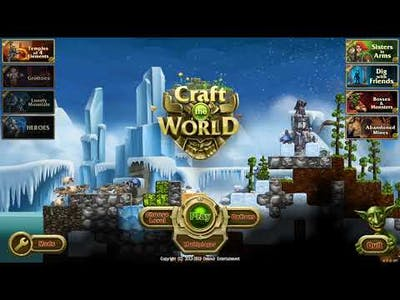 Craft the World - New Imp Pet