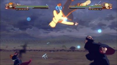 Naruto Shippuden Ultimate Ninja Storm 4  NSUNS 4 All Characters Ultimate Jutsu Part 3