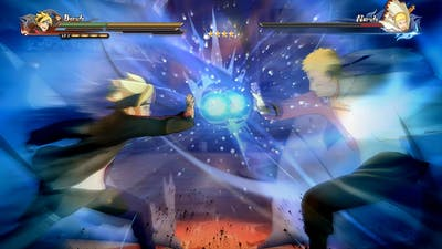 Boruto vs Naruto! Father vs Son Secret Boss Battle (4k 60fps) Naruto Shippuden Ultimate Ninja Storm