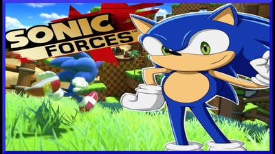 I'VE BEEN....DEFEATED!! Sonic Plays Sonic Forces Part 1