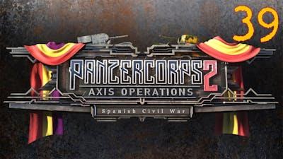 Panzer Corps 2 – Spanish Civil War [39] - Den Winter besiegt (Deutsch/German) - Let's Play
