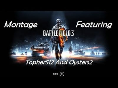 Battlefield 3 Montage (Close Quarters and End Game Gameplay)