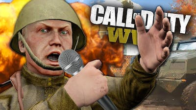 CRAZY BEATBOXING ON CALL OF DUTY WW2! (Call of Duty Epic Beatbox)