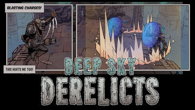 Deep Sky Derelicts - First Look - Episode 4 - crafting