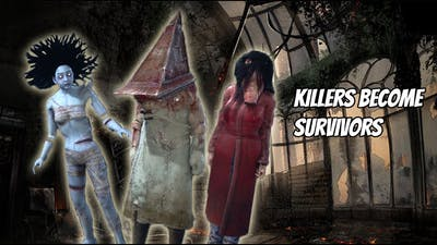 Dead by Daylight - Killers as Survivors