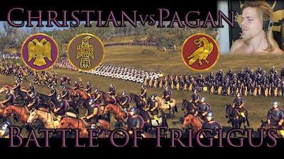 Battle of Frigidus. Total War: Attila