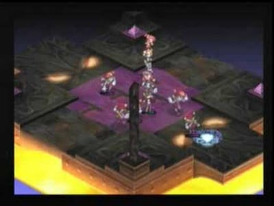 Disgaea 2 [PS2] - Tower Stack level up!
