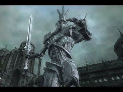 Oblivion - Jyggalag Sheogorath Battle