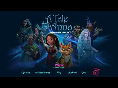 AMG - A Tale for Anna Collectors Edition