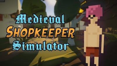The Great Rock Salesman! - Medieval Shopkeeper Simulator