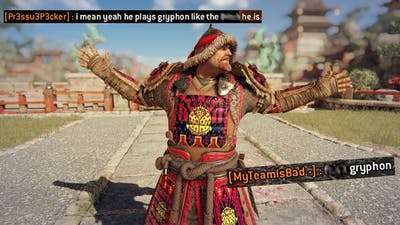 Everyone Still Hates Gryphon...