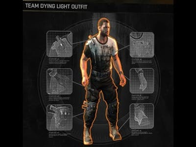 Dying Light Tutorial | How to Obtain the {Team Dying Light Outfit} [Secret Ending of The Following]