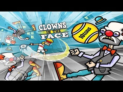 I used to play this game on PS3   Tennis in the Face Demo