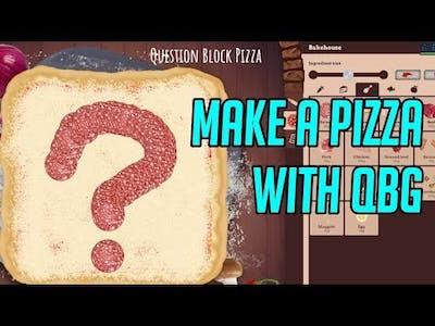 QBG Plays- Pizza Connection 3 Pizza Creator