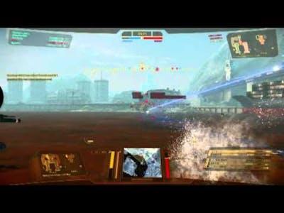 Mech Warrior Online: MWO Shadowhawk